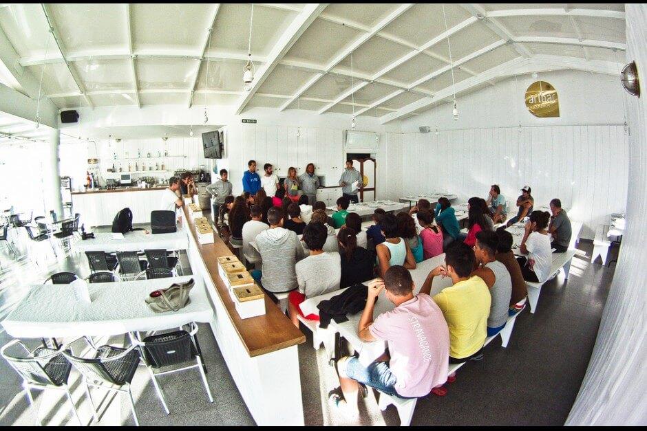 surfschule art surfcamp | totalsurfcamp