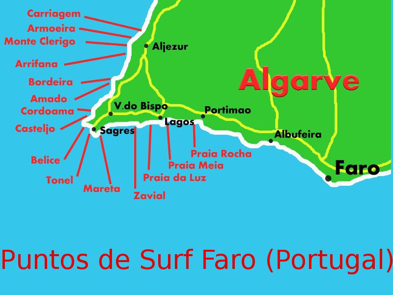 Os Melhores Surfcamps De Faro Algarve Totalsurfcamp