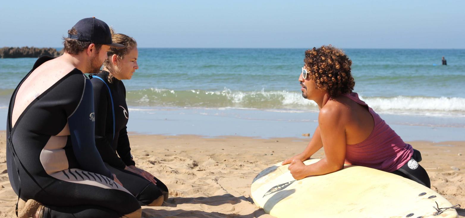 Surfcamp Local Surf Maroc in tamraght, Souss-Massa-Drâa, Morocco