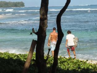 Surfcamp Paradise Surf Camp in krui, Sumatra, Indonesia