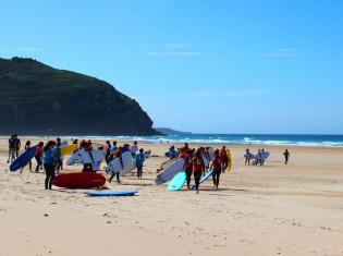 Surfcamp Watsay Surf School & Camp in santoña, Cantabria, Espanha