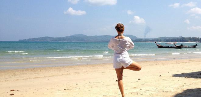 Surf y Yoga, la ecuación perfecta