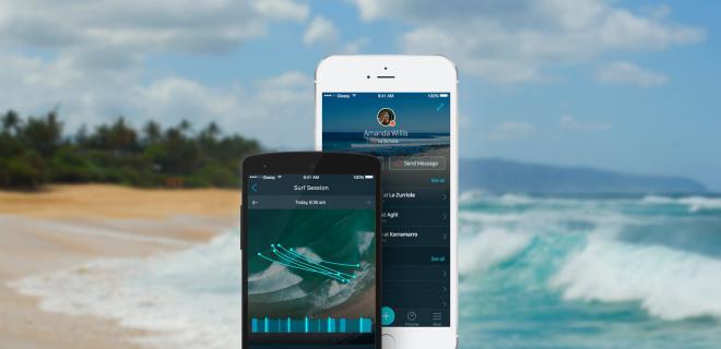 Las 3 aplicaciones que todo surfista debe tener - Surfline, Glassy Surf, MSW