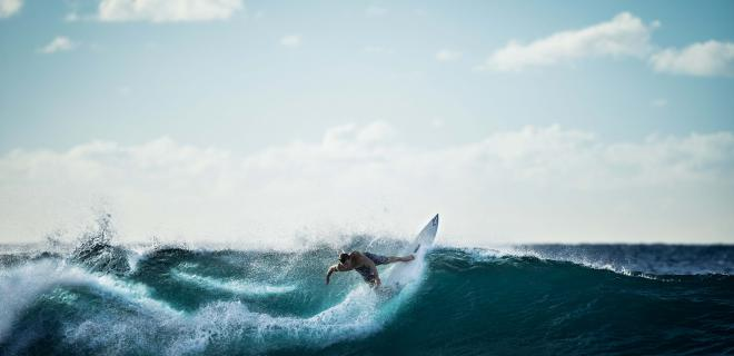 Young Guns: An Extraordinary Lifetime Opportunity for Teen Surfers