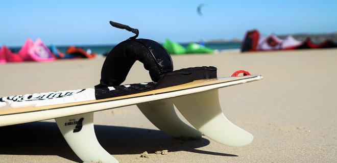 Kitesurf: un deporte surgido de surf