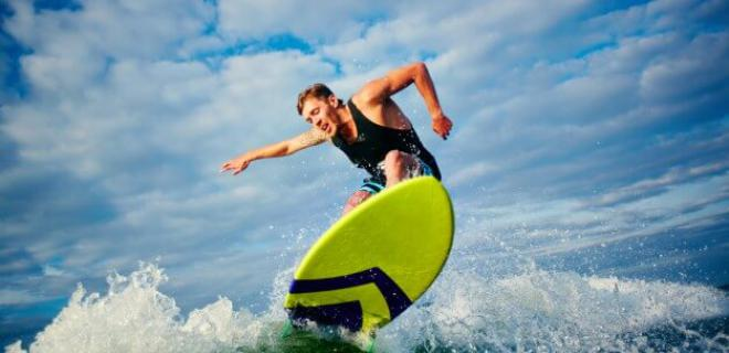 Un repaso a los mejores videojuegos de surf de la historia