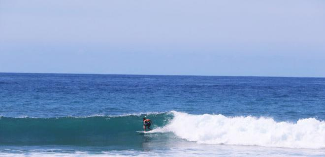 Tenerife paraíso surfero