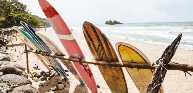 Surfboards must have