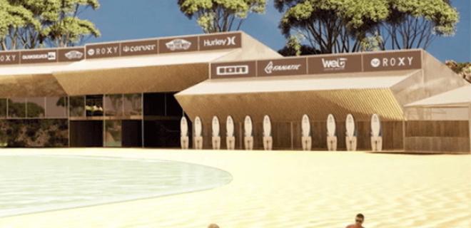 Wet Madrid, la proyectada playa de olas artificiales del Campo de las Naciones de Madrid, ya no abrirá en 2016
