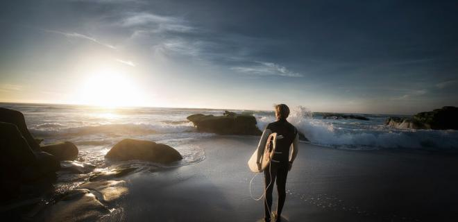 Sólo para surfistas con nuevos propósitos
