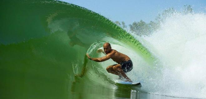 Kelly Slater Wave Pool- Opening