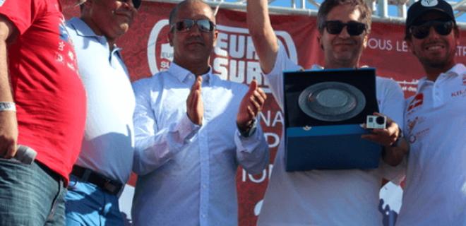 Medalla de Plata para la Selección Española de Surf en el Campeonato Europeo de Surf Marruecos 2015