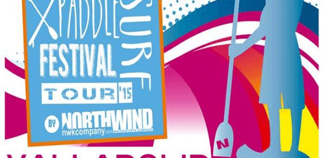 Paddle Surf Festival by Northwind del Circuito Nacional de SUP RACE en Valladolid (16 y 17-05-2015)