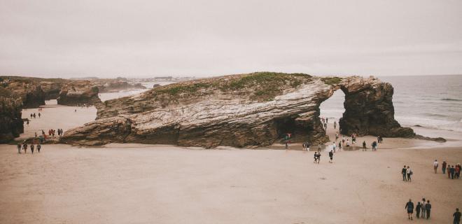 Las mejores playas de Galicia para hacer surf
