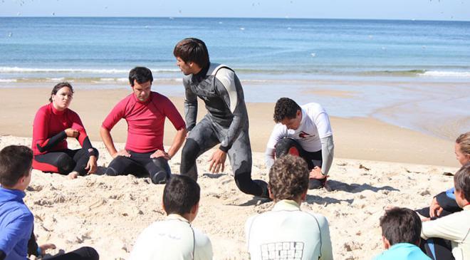 Surf Camp Galicia
