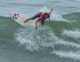 Analí Gómez, surfista peruana ganadora del Campeonato Mundial de Surf en 2014