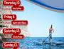 Gran Canaria Pro/Am Costa Mogán SUP Race | Mogán, Gran Canaria, Las Palmas, Islas Canarias | 10-13/12/2015