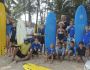 Surfcamp Saltwater Dreaming Surf School in Thalang, Phuket, Tailandia