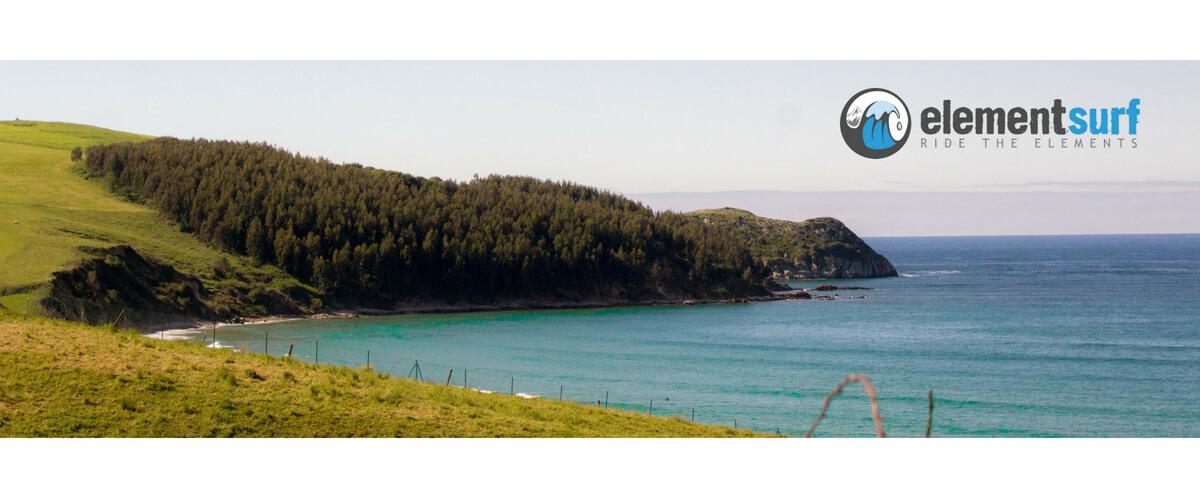 Surfcamp Elementsurf in San Vicente de la Barquera, Cantabria, Spanien