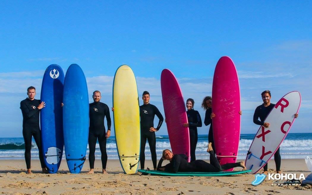 Surfcamp KoHoLa surf camp Peniche in Peniche, Leiria, Portugal