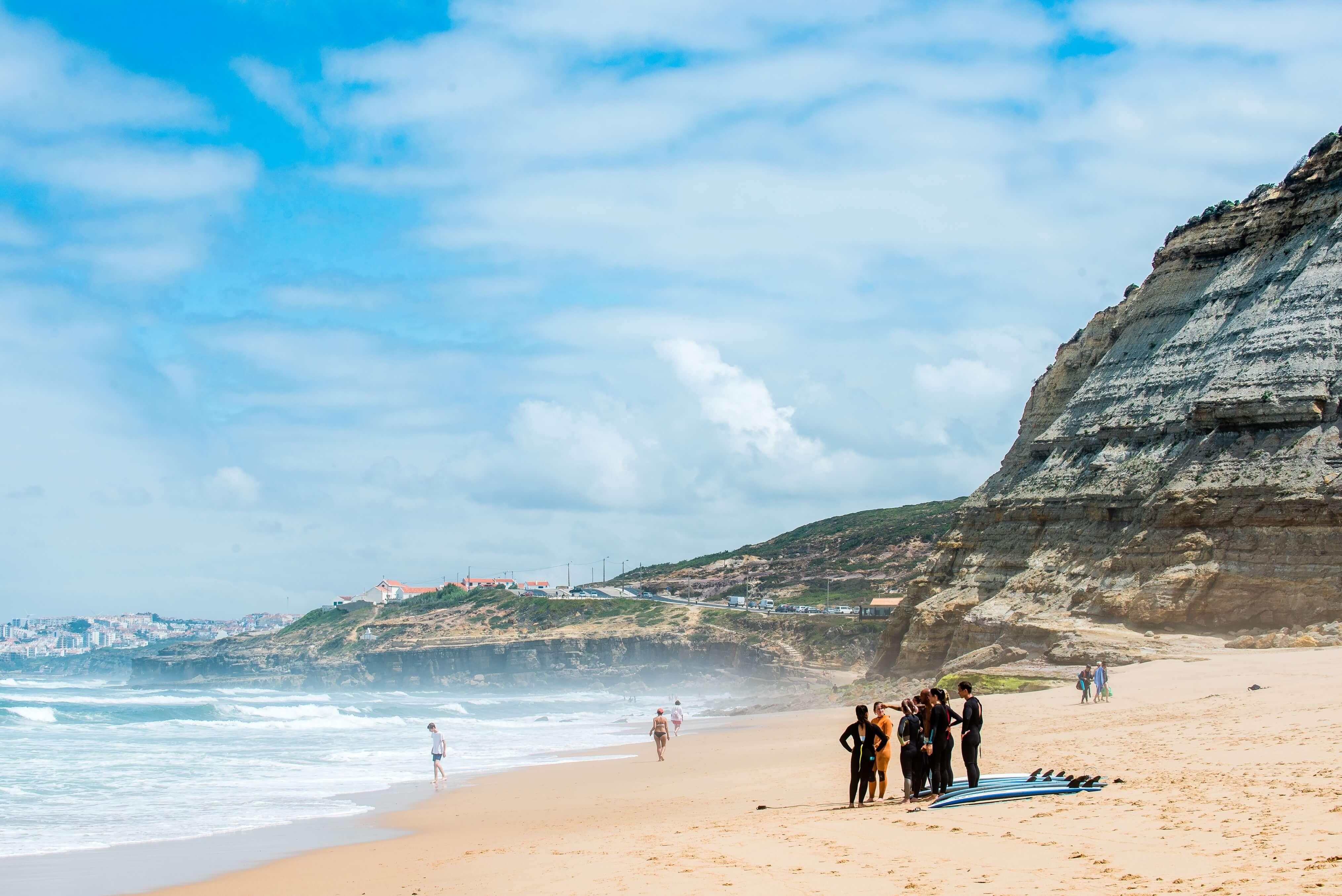Surfcamp SELINA SURF CLUB BOAVISTA ERICEIRA in Ericeira, Lisbon, Portugal