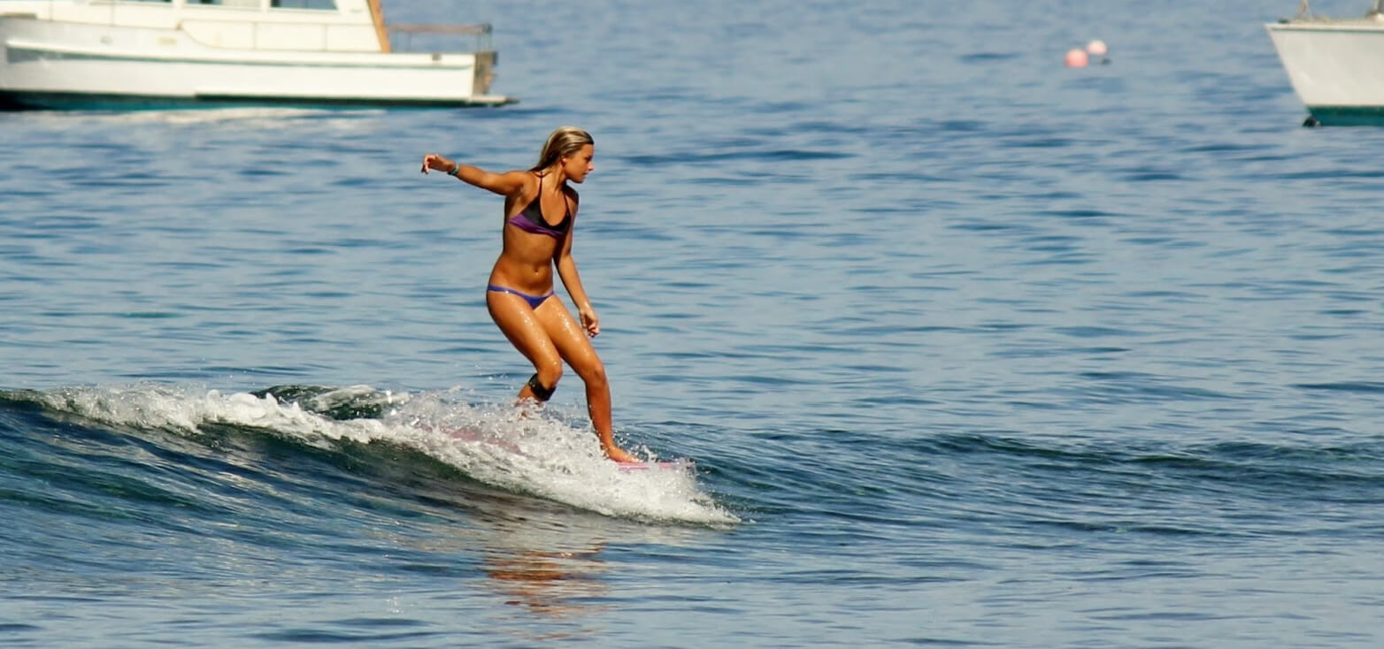 Surfcamp Maui Surfer Girls in Maui, Hawaii, EEUU