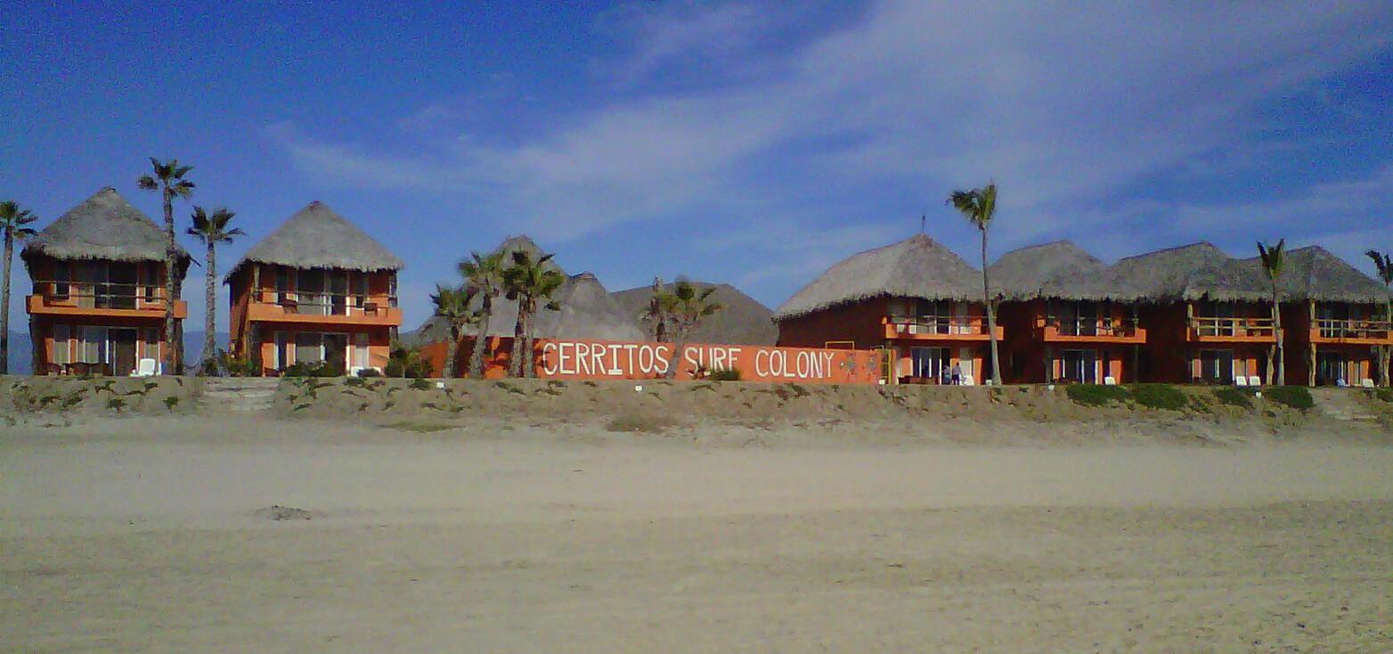 Surfcamp Cerritos Surf Colony in Todos Santos, Baja California, Mexico
