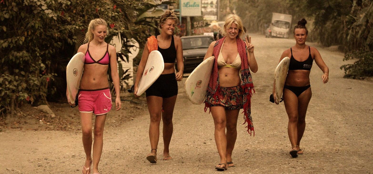 Surfcamp Surfergirls Surf Trip México in Ensenada, Baja California, Mexico