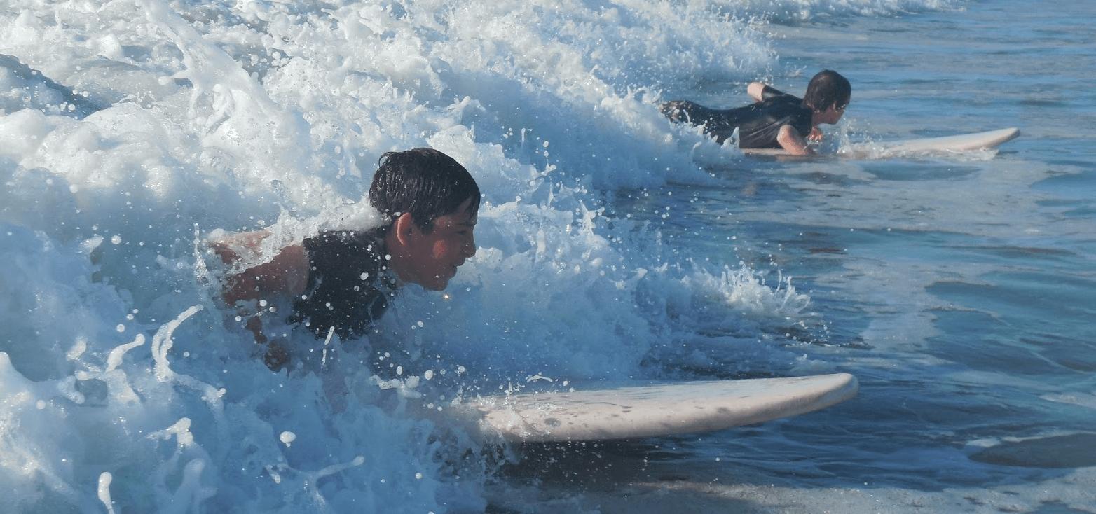 Surfcamp Jho'La Surf Camp in Lagos, farol, Portugal