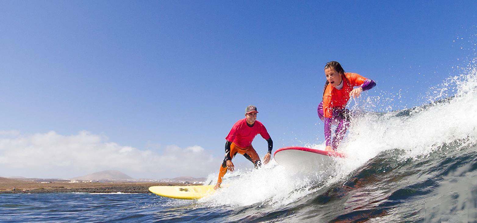 surfschule surf camp la santa | totalsurfcamp