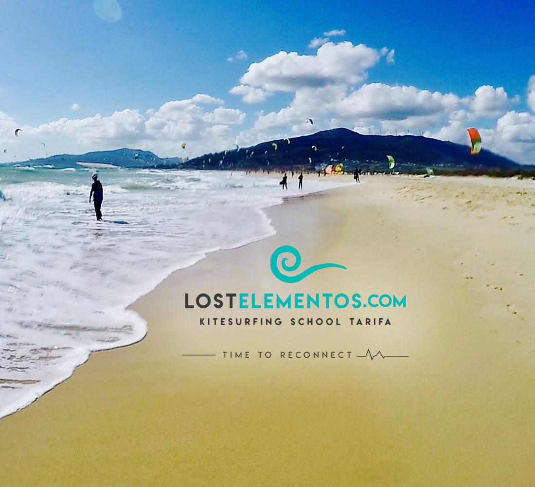 Surfcamp LOST ELEMENTOS in Tarifa, Andalucia, España