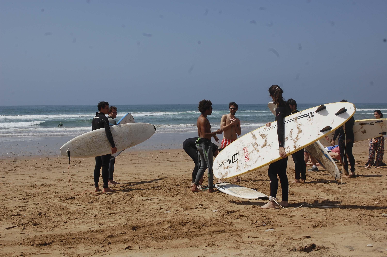 Surfcamp Click Surf Maroc in tamraght, Souss-Massa-Drâa, Morocco