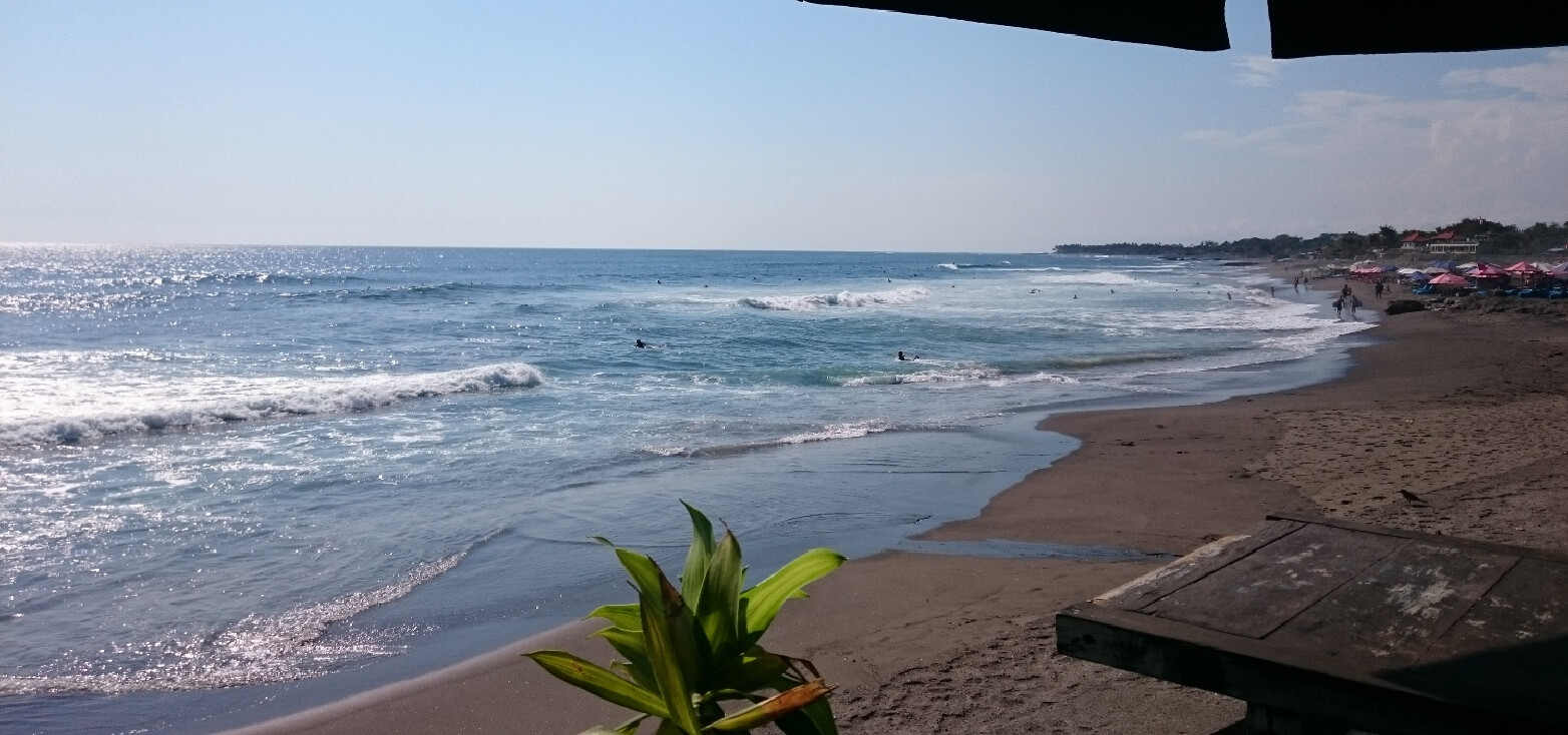 Surfcamp Mote Surf Stay in Canggu, Bali, Indonesia