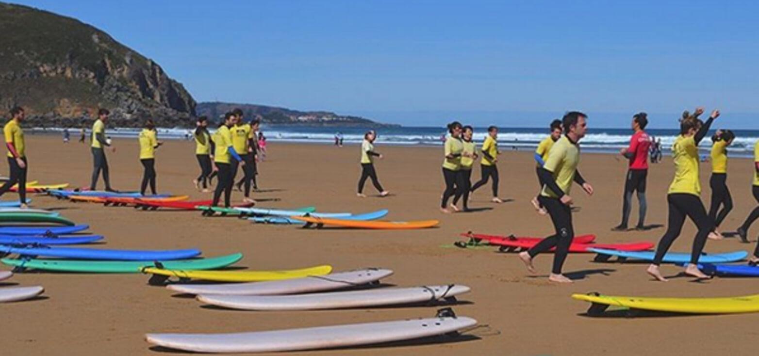 Surfcamp La Madrileña de Surf in Madrid, Comunidad de Madrid, España