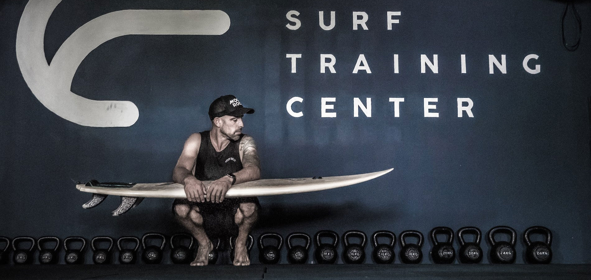Surfcamp Fetch Surf Concept Training Center in Canggu, Bali, Indonesia