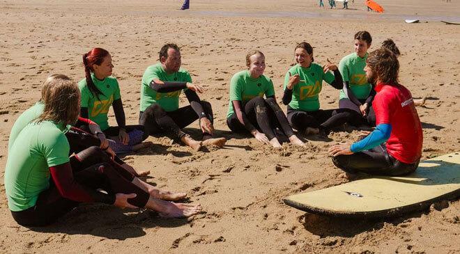 Surfcamp Camino Surf Galicia in A Coruña, Galicia, España