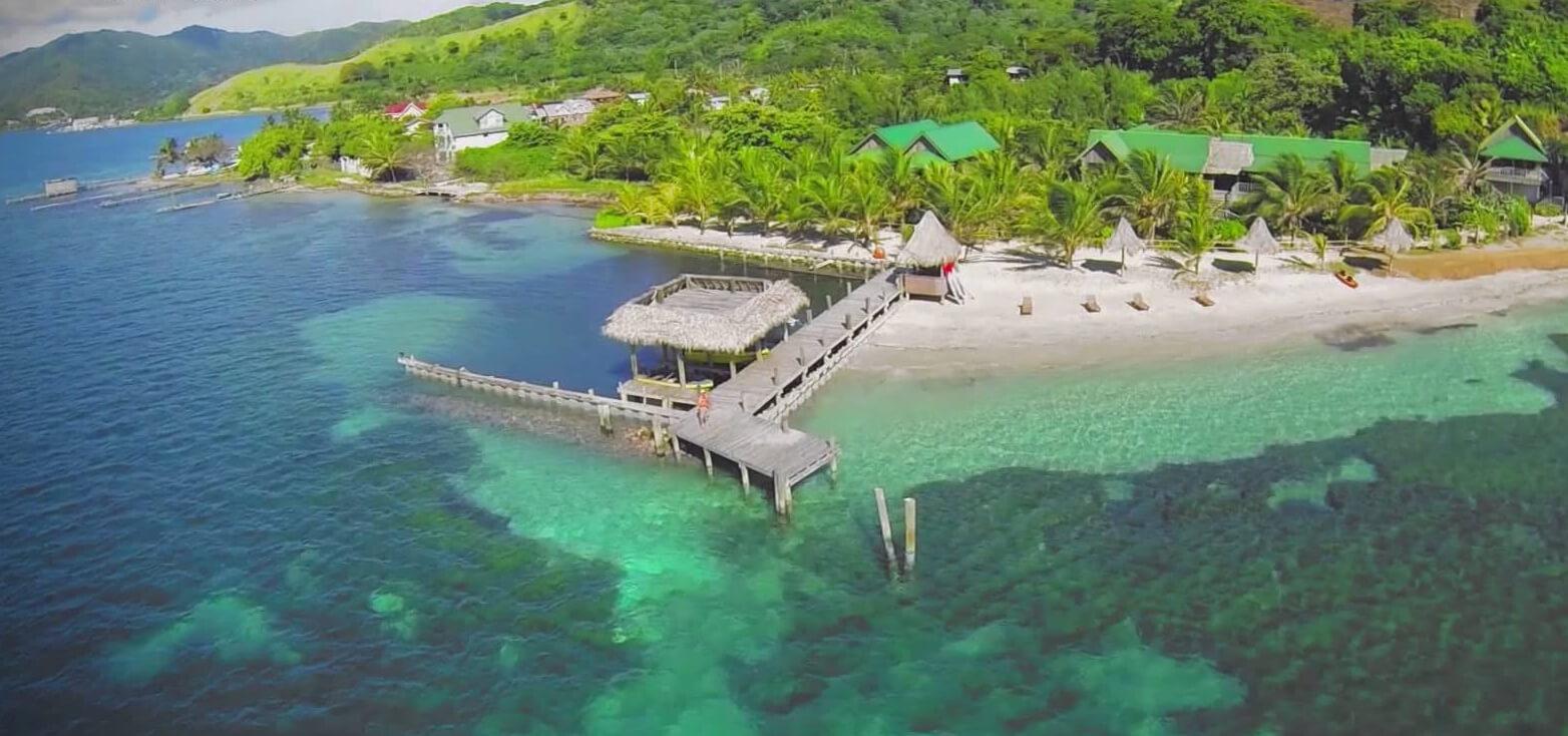 Surfcamp The Sweet Spot  in Guanaja, Islas de la Bahía, Honduras
