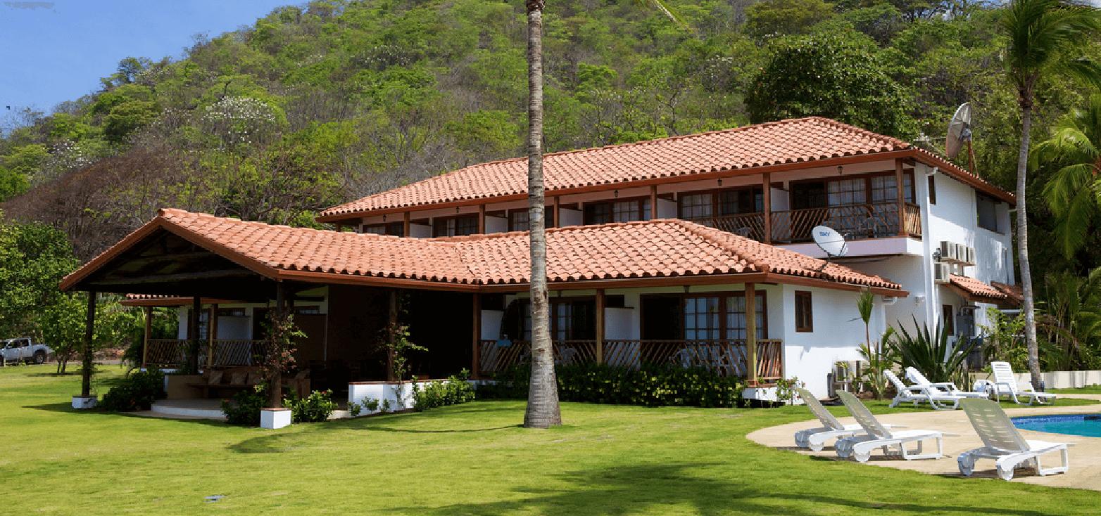 Surfcamp Hotel Playa Cambutal in Tonosí, Los Santos, Panamá