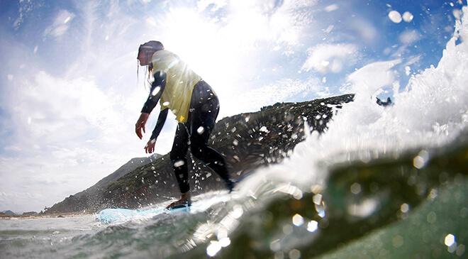 Surfcamp La Madrileña de Surf in Santoña, Cantabria, España