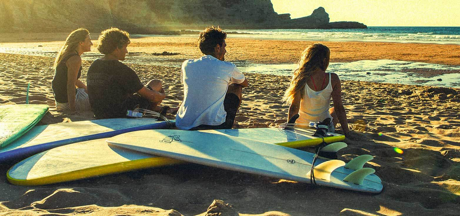 Surfcamp Langre Beach Surf + Stay in Langre, Cantabria, Spain