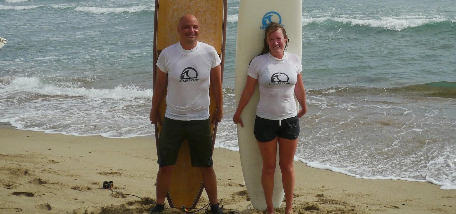 Surfcamp LG Surf Camp in Cabarete, Puerto Plata, República Dominicana