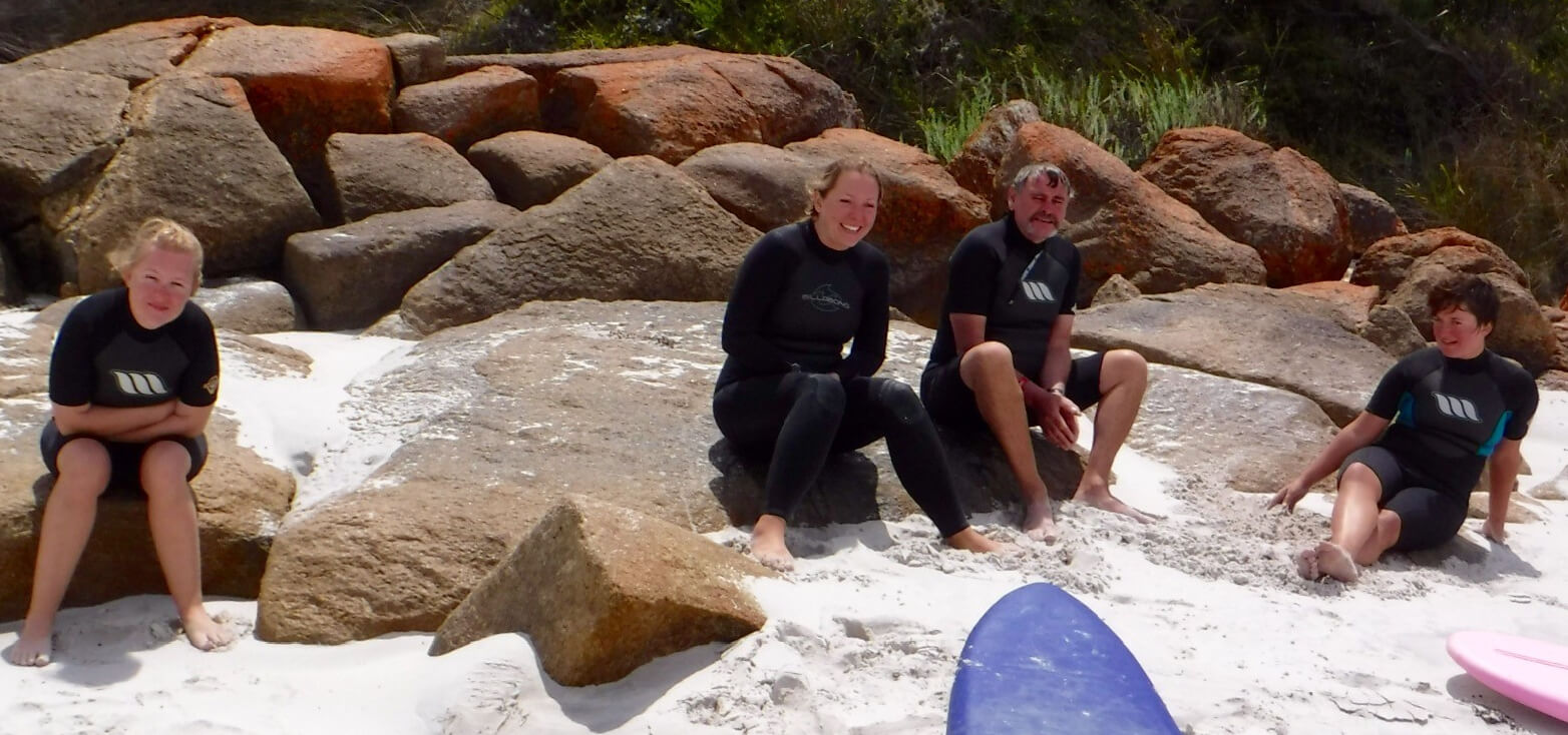 Surfcamp Little Seeds Surf Coaching in Albany, Australia Occidental, Australia