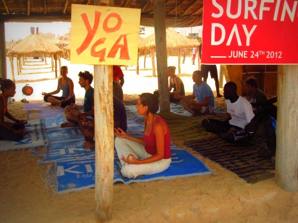 Surfcamp Malika Surf Camp in Dakar, Dakar, Senegal