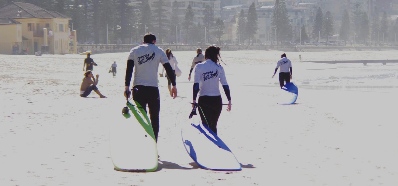 Surfcamp Manly Surf School in Manly, Nueva Gales del Sur, Australia