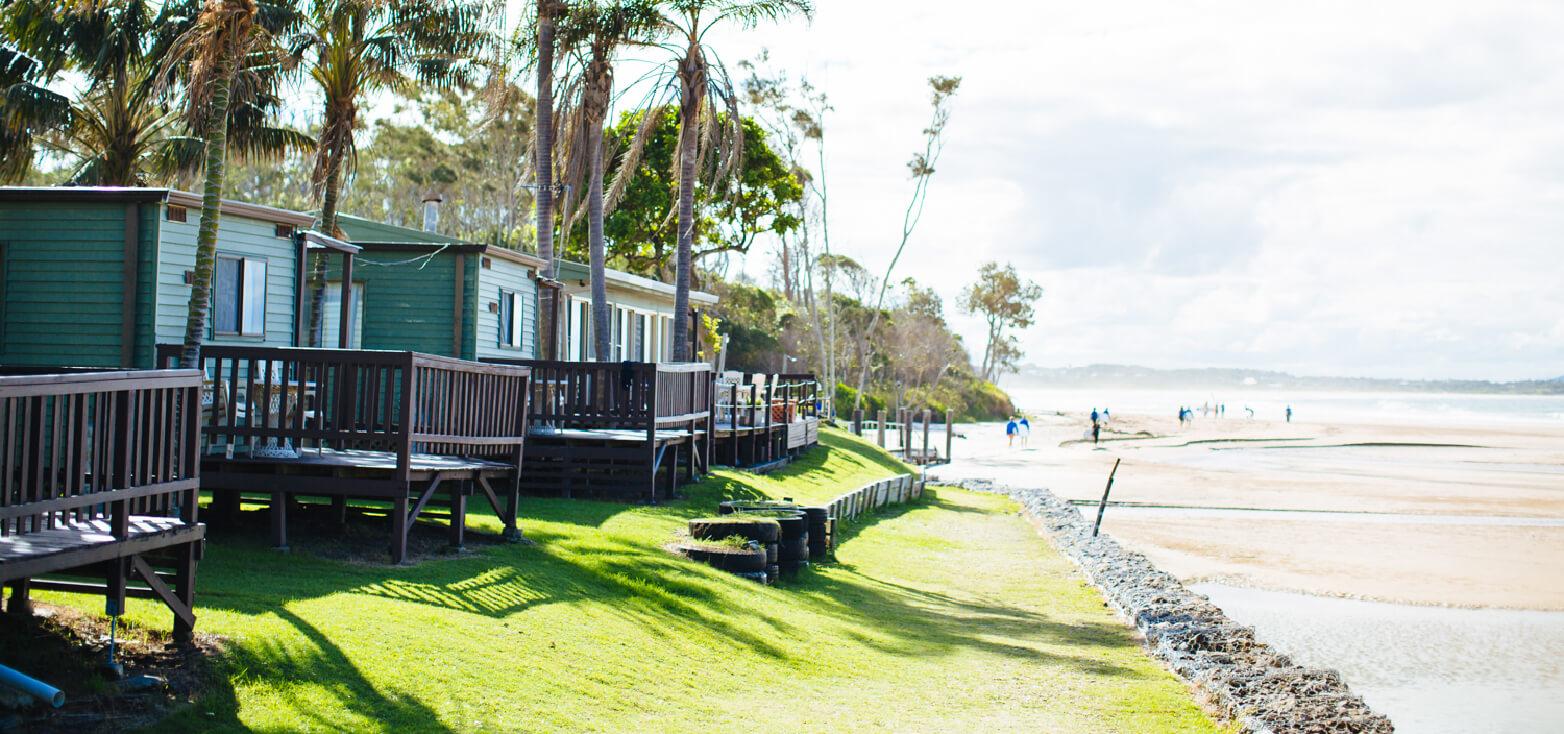 Surfcamp Mojosurf in Byron Bay, Nueva Gales del Sur, Australia
