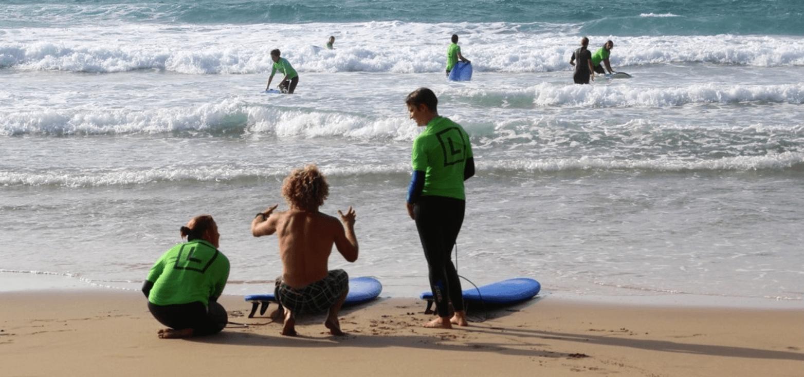 Surfcamp Watersports Fuerteventura & Surfzone in Fuerteventura, Canarias, España