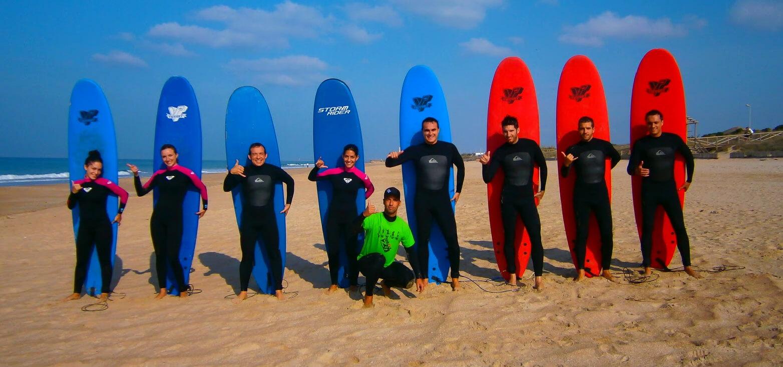 Surfcamp NaluSur Aventura & Fitness in Marbella, Andalucia, España