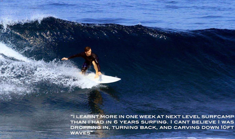 Surfcamp NextLevel Surfcamp Bali in Pecatu, Bali, Indonesia