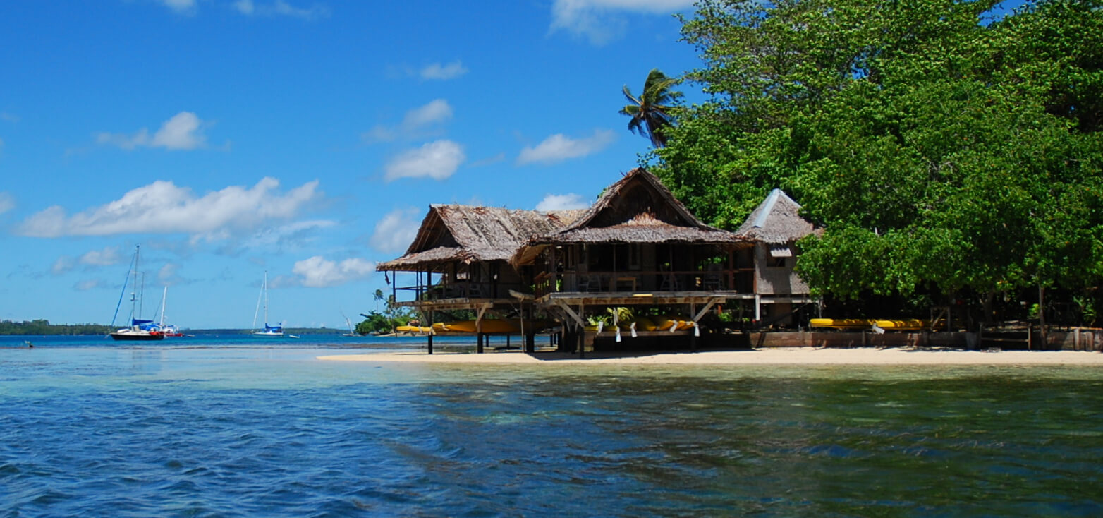 Surfcamp Nusa Island Retreat in Nusa Island, New Ireland, Papúa Nueva Guinea
