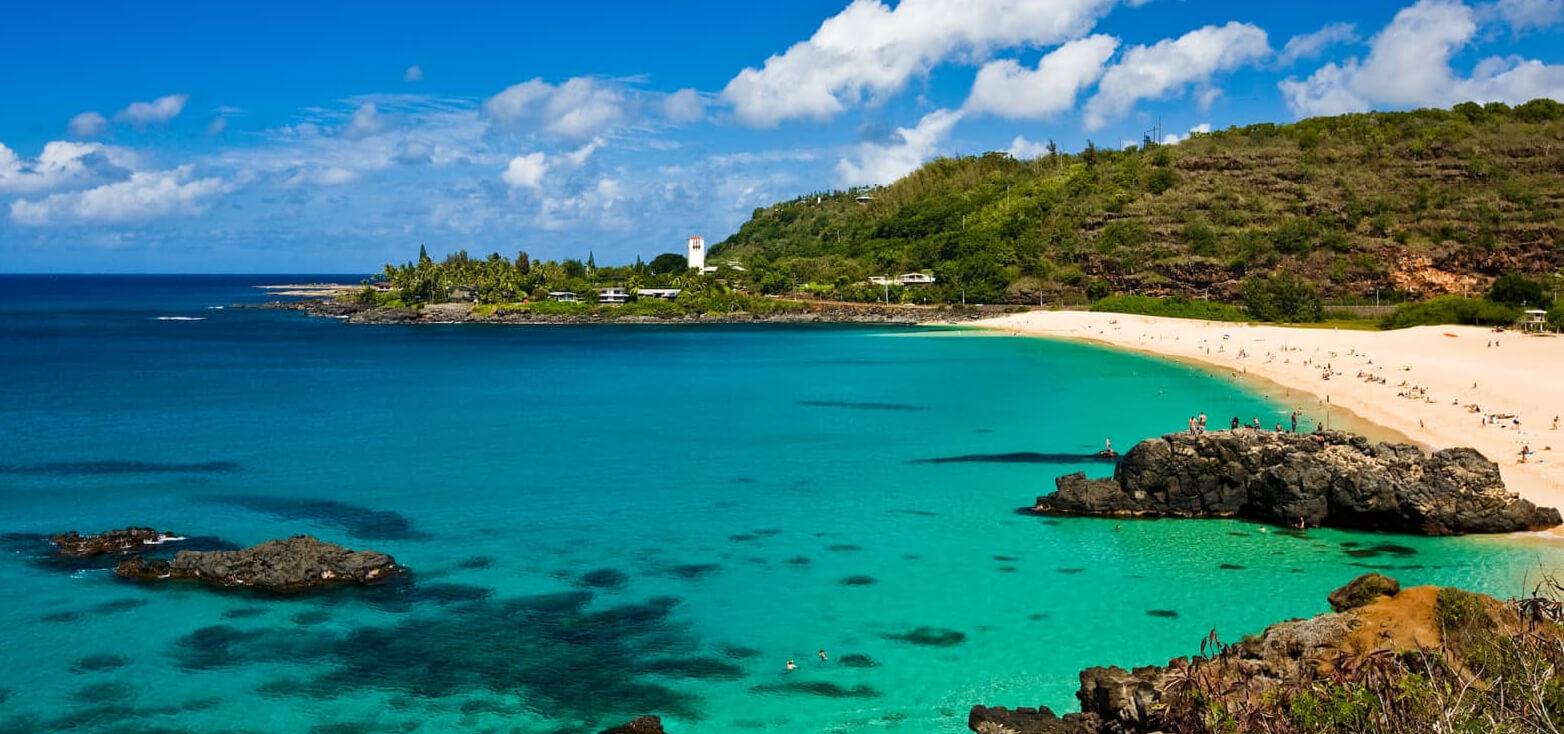 Surfcamp Kelea Surf Spa in Oahu, Hawaii, EEUU